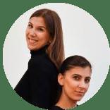 Dominika a Karolína Bělonožníková